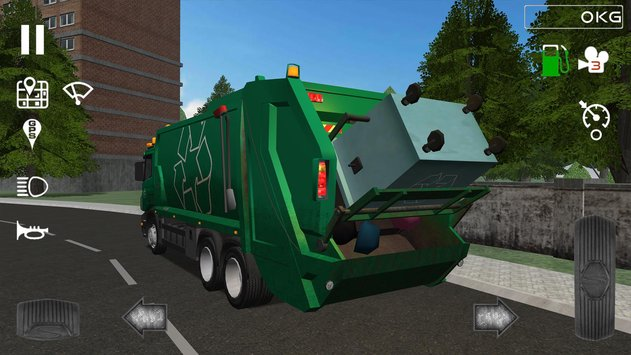 Trash Truck Simulator2
