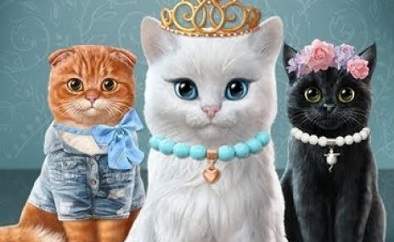Knittens Sweet Match 3 Puzzles & Adorable Kittens 6