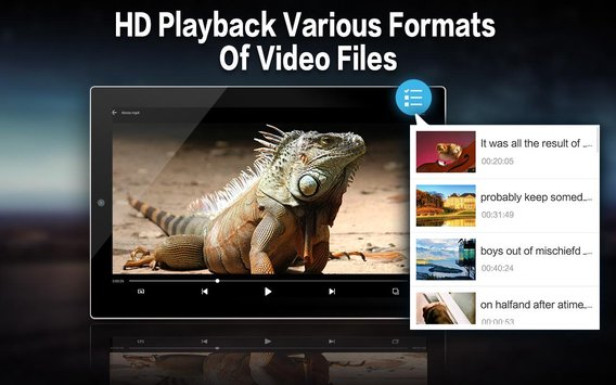 HD Video Player7