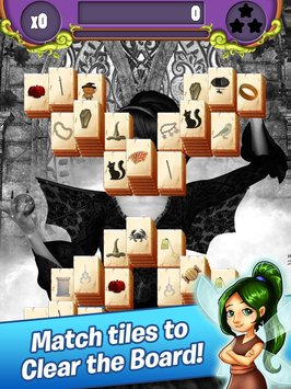 Mahjong Mystery Escape The Spooky Mansion 1