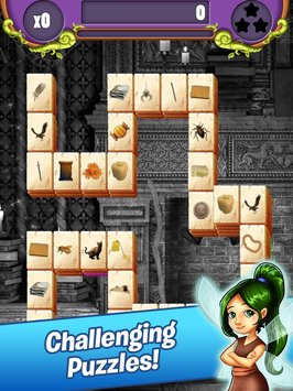 Mahjong Mystery Escape The Spooky Mansion 3