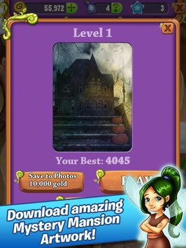 Mahjong Mystery Escape The Spooky Mansion 5