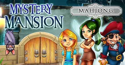 Mahjong Mystery Escape The Spooky Mansion 8