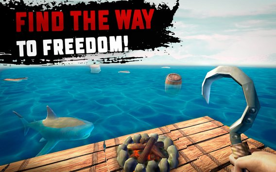 RAFT Original Survival Game 2