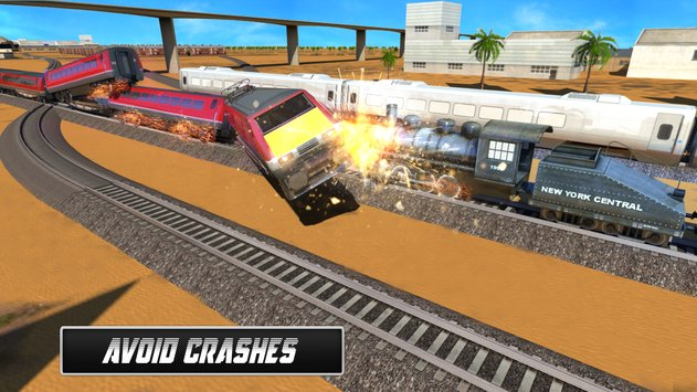 Train Games 2017 Train Racing 4