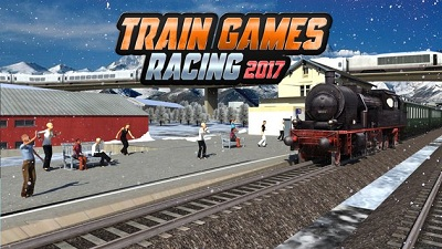 Train Games 2017 Train Racing 5
