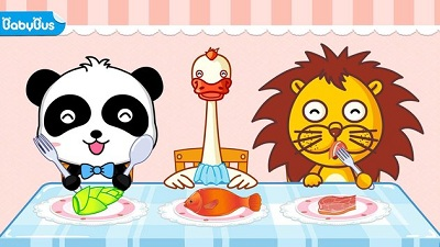 Baby Panda Chef - Educational Game for Kids 1