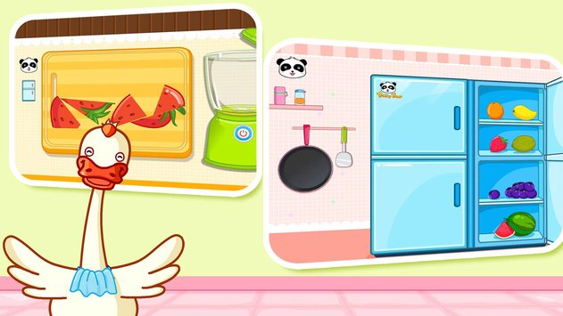 Baby Panda Chef - Educational Game for Kids 4