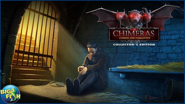 Chimeras Cursed and Forgotten Collectors Edition1