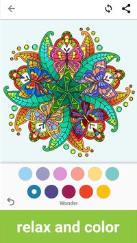 Colorflow Adult Coloring & Mandala 1