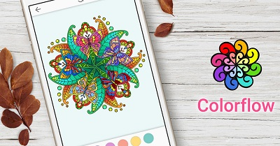 Colorflow Adult Coloring & Mandala 5