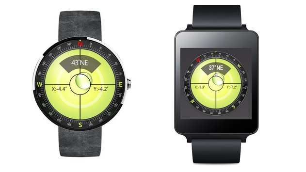 Compass Level & GPS11