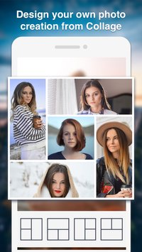 Make Collage Pic Editor Stickers Filters5