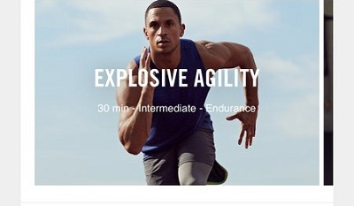 Nike Training Club Workouts Fitness Plans