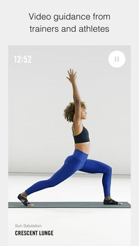 Nike Training Club Workouts Fitness Plans2