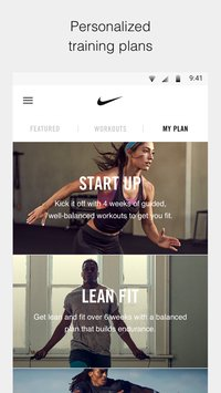 Nike Training Club Workouts Fitness Plans3