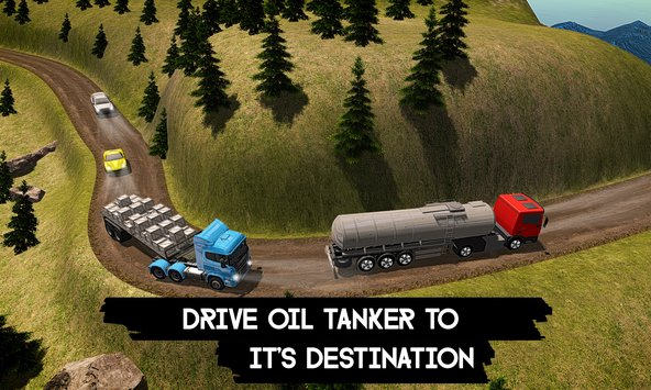 Oil Tanker Transport Sim 2017 1