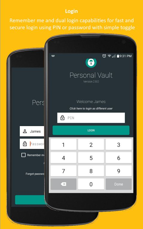Password Manager and Vault Pro1