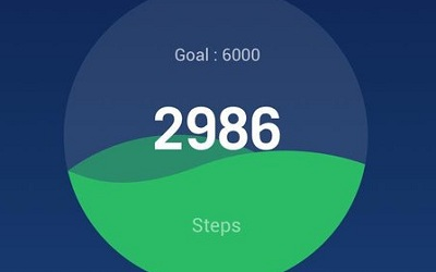 Step Counter Pedometer Free Calorie Counter