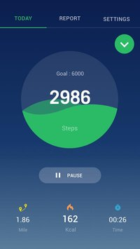 Step Counter Pedometer Free Calorie Counter1