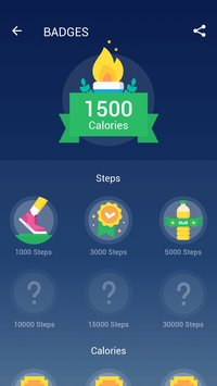 Step Counter Pedometer Free Calorie Counter3