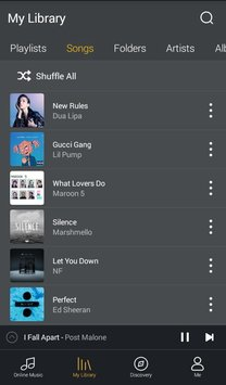 GO Music Player Plus Free Music Themes MP3 Player5