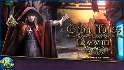 Grim Tales Graywitch Collector