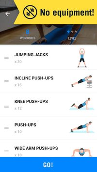 Home Workout No Equipment5