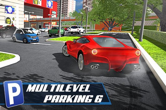 Multi Level Car Parking 6 5