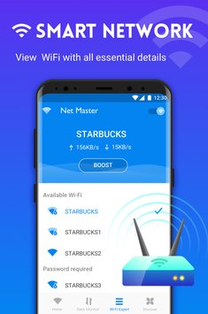Net Master WiFi Speed Test Manager4