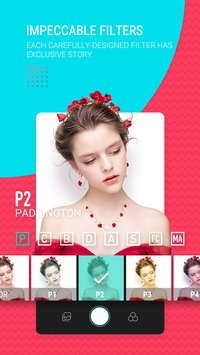 POLA Camera Beauty Selfie Clone Camera Collage7