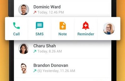 Rolo Contact Management Personal CRM
