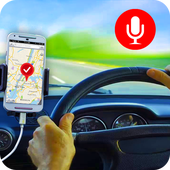 Voice GPS Driving Directions Gps Navigation
