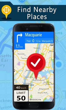 Voice GPS Driving Directions Gps Navigation1