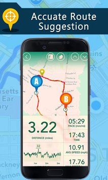 Voice GPS Driving Directions Gps Navigation2