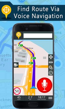 Voice GPS Driving Directions Gps Navigation3