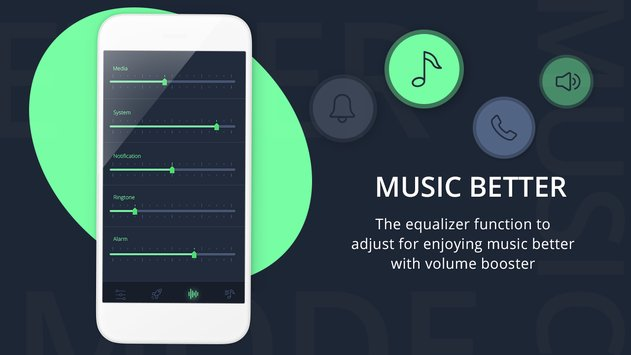 Volume Booster Bass Booster with Music Player4