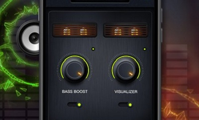 Volume Booster Music Player with Equalizer