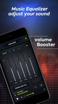 Volume Booster Music Player with Equalizer3