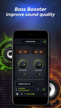 Volume Booster Music Player with Equalizer4