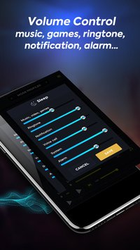 Volume Booster Music Player with Equalizer6