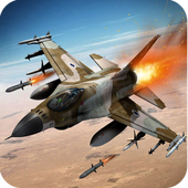 Wings in Sky War Dogfight and Gunship Battle