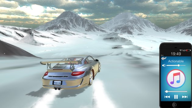 911 GT3 Drift Simulator2