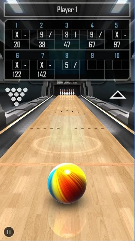 Bowling 3D Extreme4