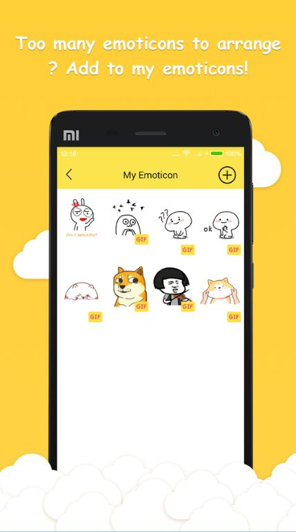 Chat Emoticons Stickers2
