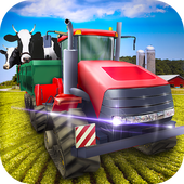 Farm Simulator Hay Tycoon grow and sell crops