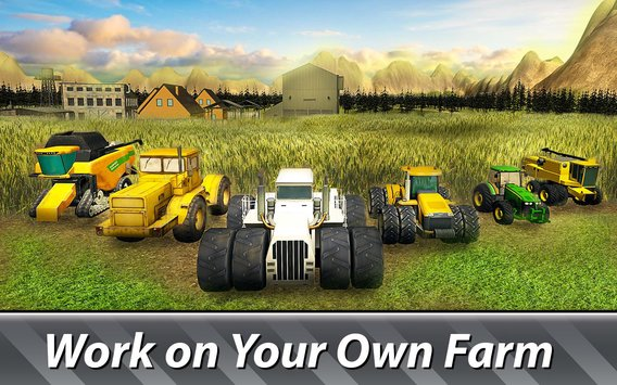 Farm Simulator Hay Tycoon grow and sell crops1