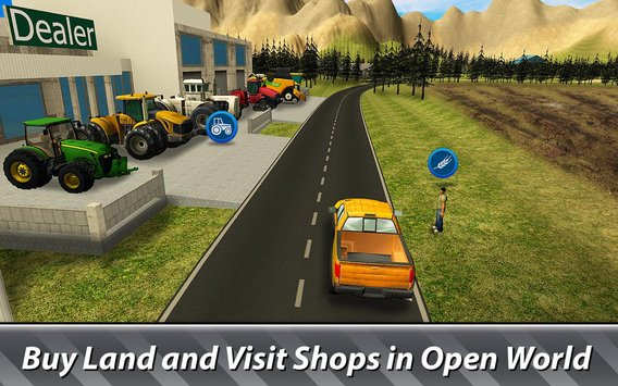 Farm Simulator Hay Tycoon grow and sell crops2