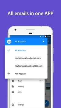 GO Mail Email for Gmail Outlook Hotmail more6