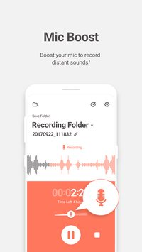 GOM Recorder Voice and Sound Recorder5
